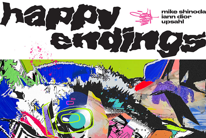 Mike Shinoda, Music, New Release, Happy Endings, TotalNtertainment