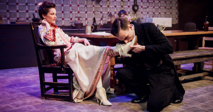 Miss Julie opens at Hope Mill Theatre