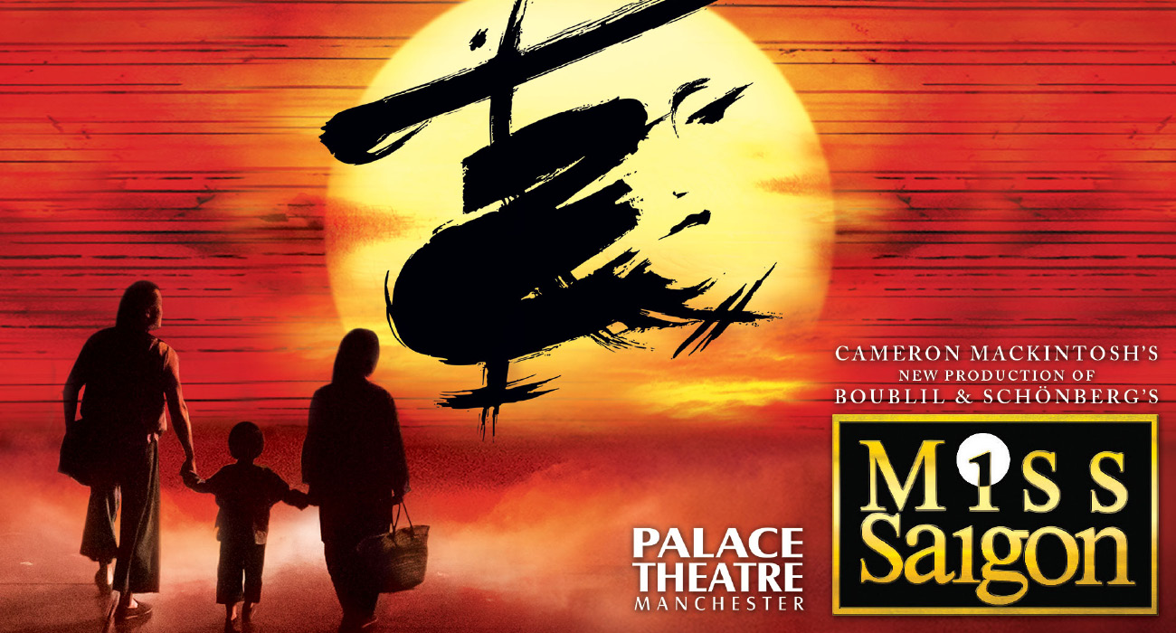 Miss Saigon, Manchester, Palace Theatre, Carla Speight, totalntertainment