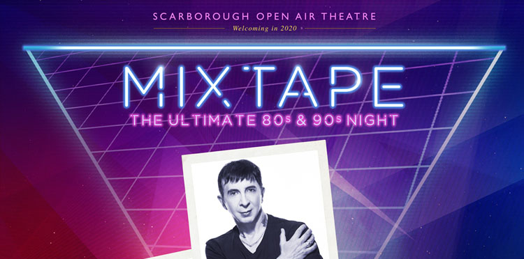 Mixtape, Scarborough, Open Air Theatre, Music, Tour, TotalNtertainment
