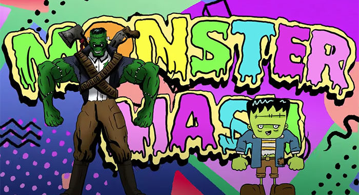 'Monster Mash' the original Horror song is back!