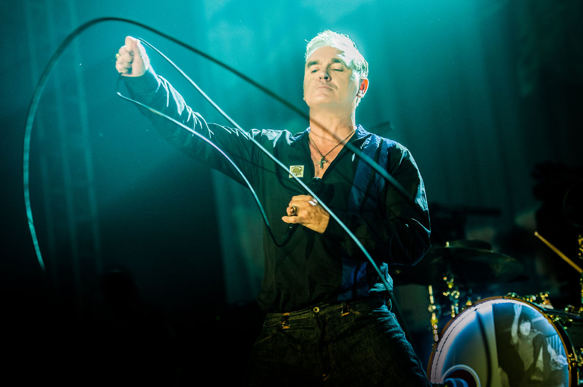 Morrissey, Castlefield Bowl, Manchester, Music, TotalNtertainment