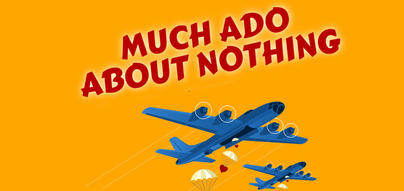 Much Ado About Nothing, William Shakespeare, Theatre, TotalNtertainment