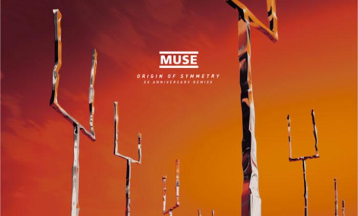 Muse, Origin of Symmetry, Music, 20th Anniversary, TotalNtertainment