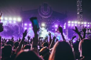 Music Festivals That Sporty People Will Love