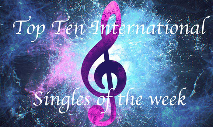 Top Ten, International, Singles, New Music, TotalNtertainment