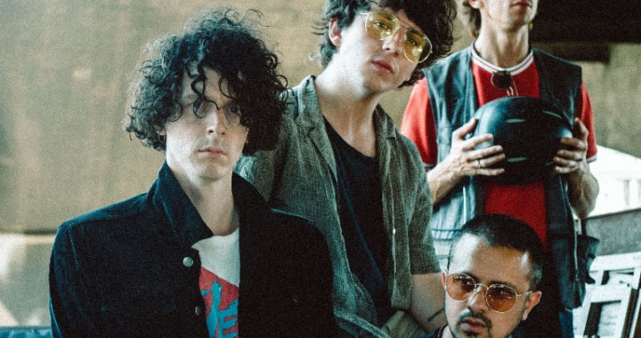 Mystery Jets album out this week