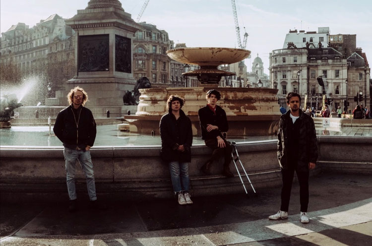 Mystery Jets, Music, New Single, Totalntertainment