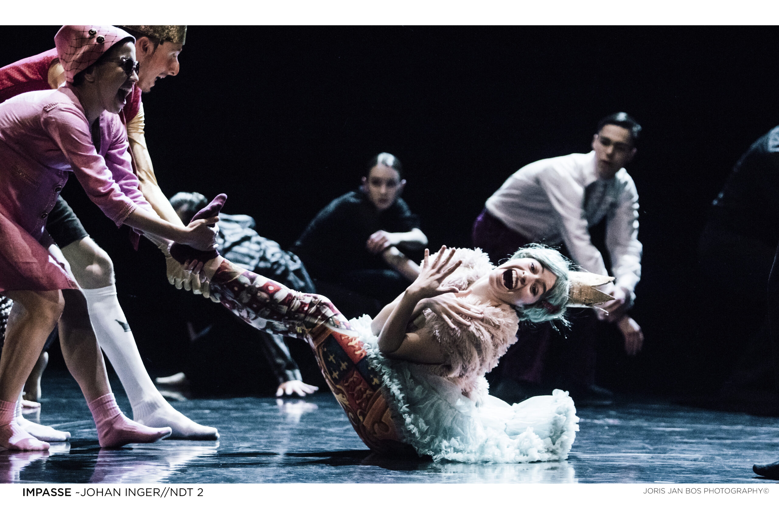 NDT 2, Theatre News, Dance, TotalNtertainment, Tour