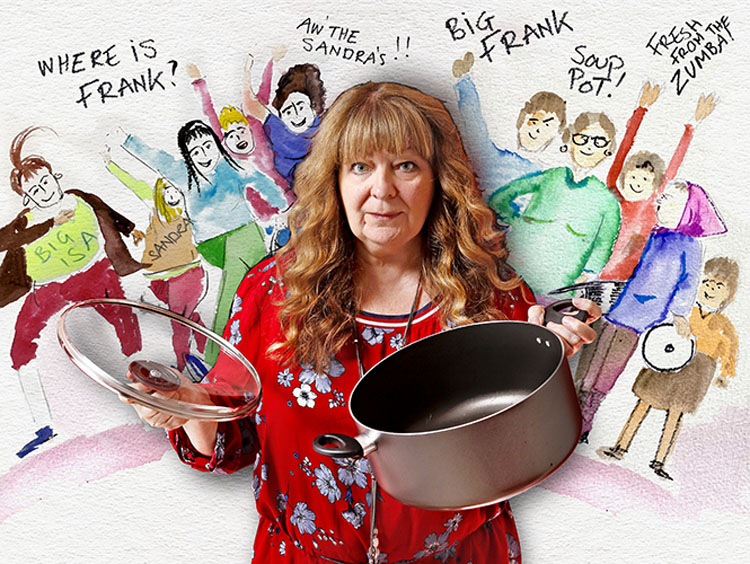 Jane Godley, Comedy, Tour, TotalNtertainment, Sheffield