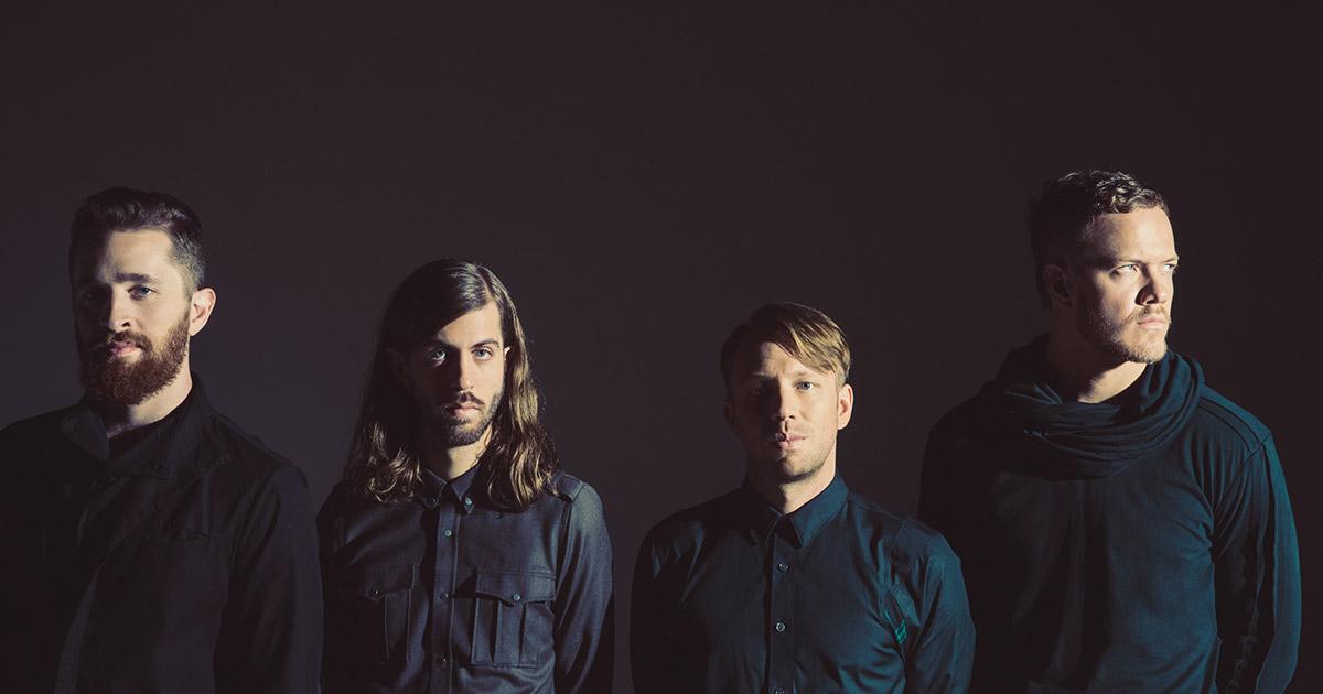 Imagine Dragons, Manchester, tour, new single, totalntertainment