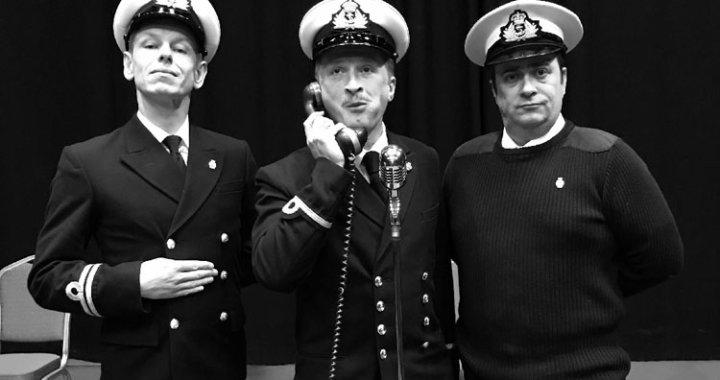 The Navy Lark Sails Into Liverpool