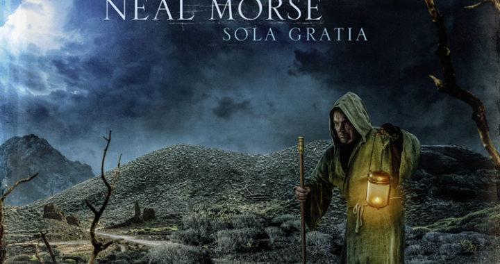 Neal Morse announce new Album 'Sola Gratia'
