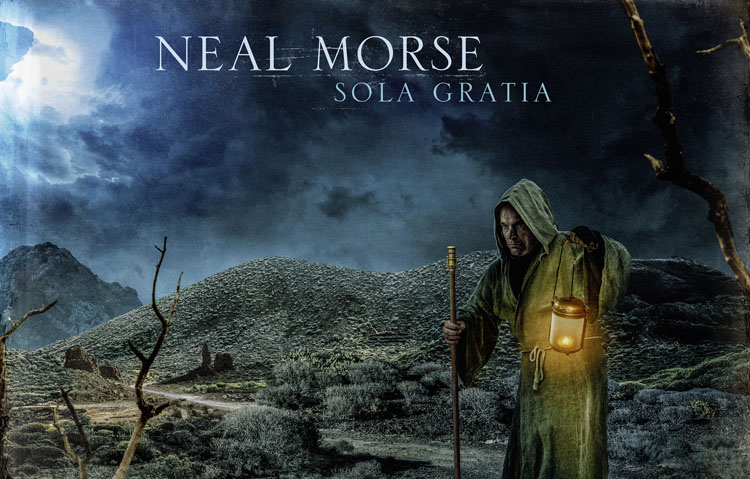 Neal Morse, Music, New Album, Sola Gratia, TotalNtertainment
