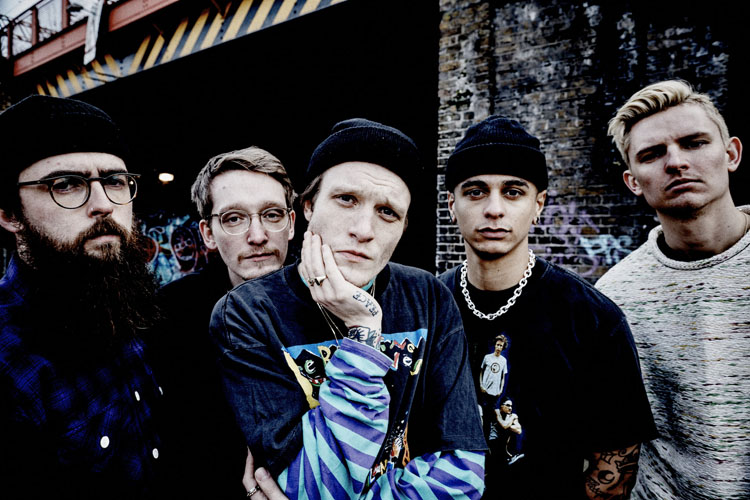 Neck Deep, Music, Fall, New Single, TotalNtertainment