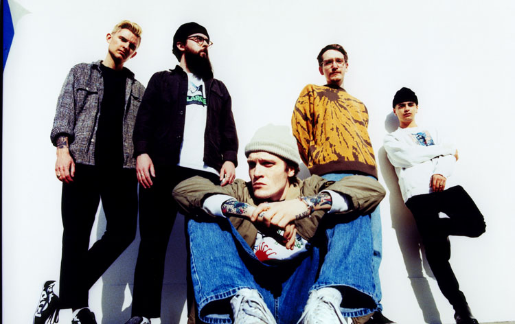 Neck Deep, I Revolve (Around You), Music, New SIngle, TotalNtertainment, Sick Joke