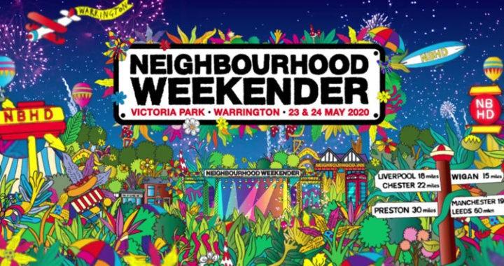 Neighbourhood Weekender just got bigger