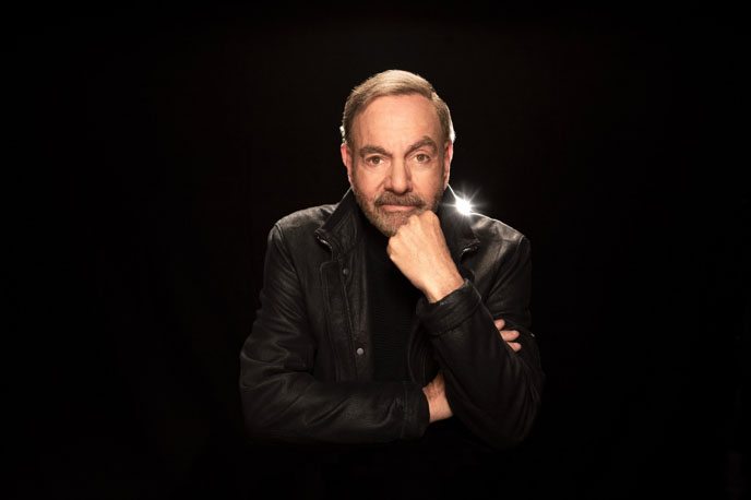 Neil Diamond, Music, Classic, TotalNtertainment, London Symphony Orchestra, New Album
