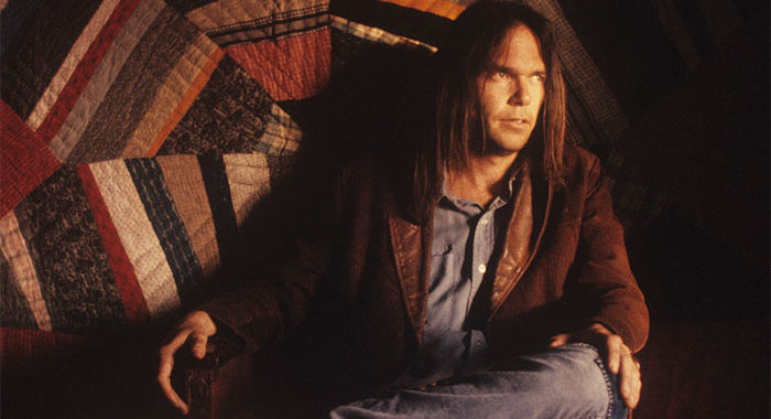 Neil Young To Release Return To Greendale Album