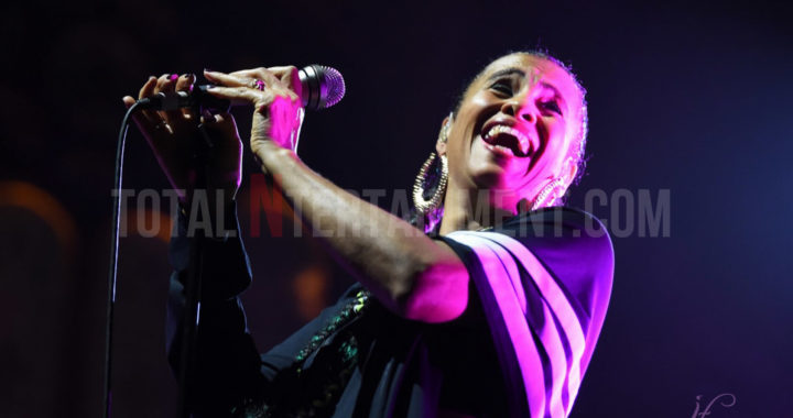 Neneh Cherry goes down a storm in Manchester
