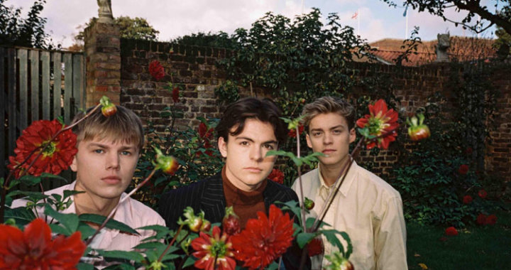 New Hope Club announce headline tour for 2020