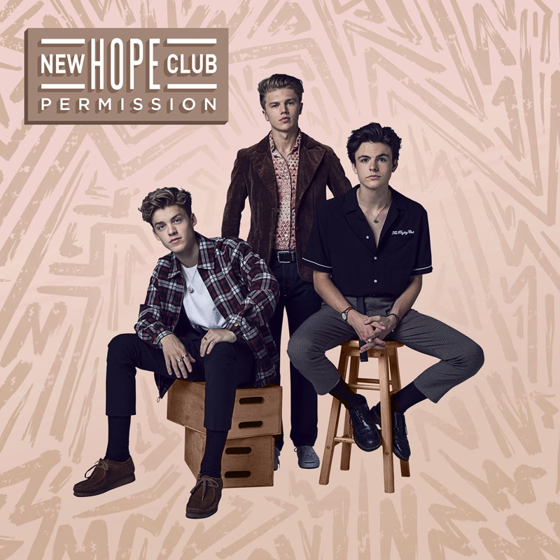 New Hope Club, Permission, New Single, TotalNtertainment, Music