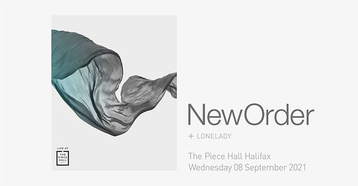 New Order, Live Event, Music News, TotalNtertainment, The Piece Hall