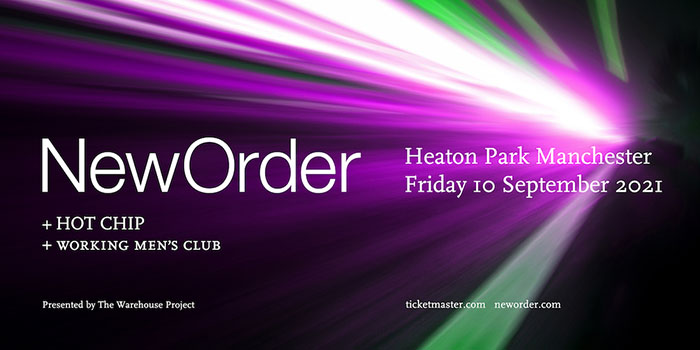 New Order, Music, Heaton Park, TotalNtertainment, Music, Live Event