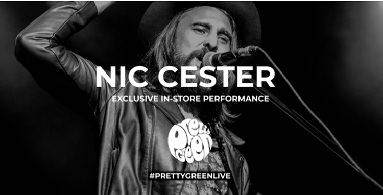 Nic Cester, Music, Tour, Manchester,, TotalNtertainment