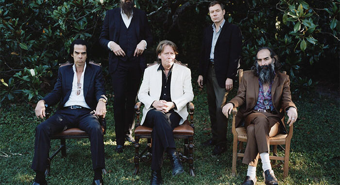 Nick Cave & The Bad Seeds release 'Earthling'
