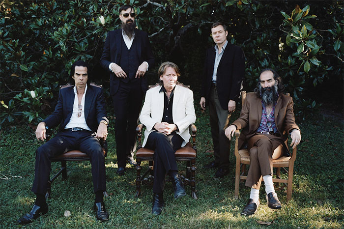 Nick Cave and The Bad Seeds, Earthlings, Music News, New Single, TotalNtertainment