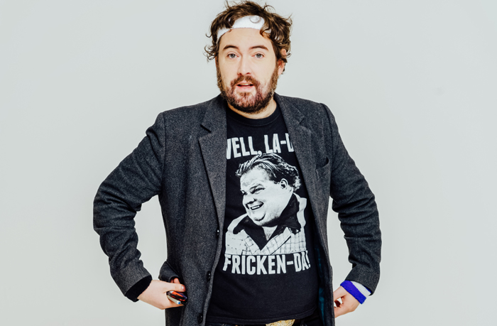 Nick Helm, Comedy, TotalNtertainment, Edinburgh, Fringe Festival