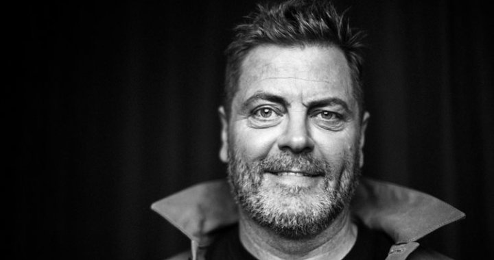 Nick Offerman returns to the UK