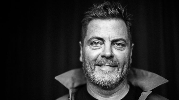 Nick Offerman, Tour, Sheffield, Comedy, TotalNtertainment