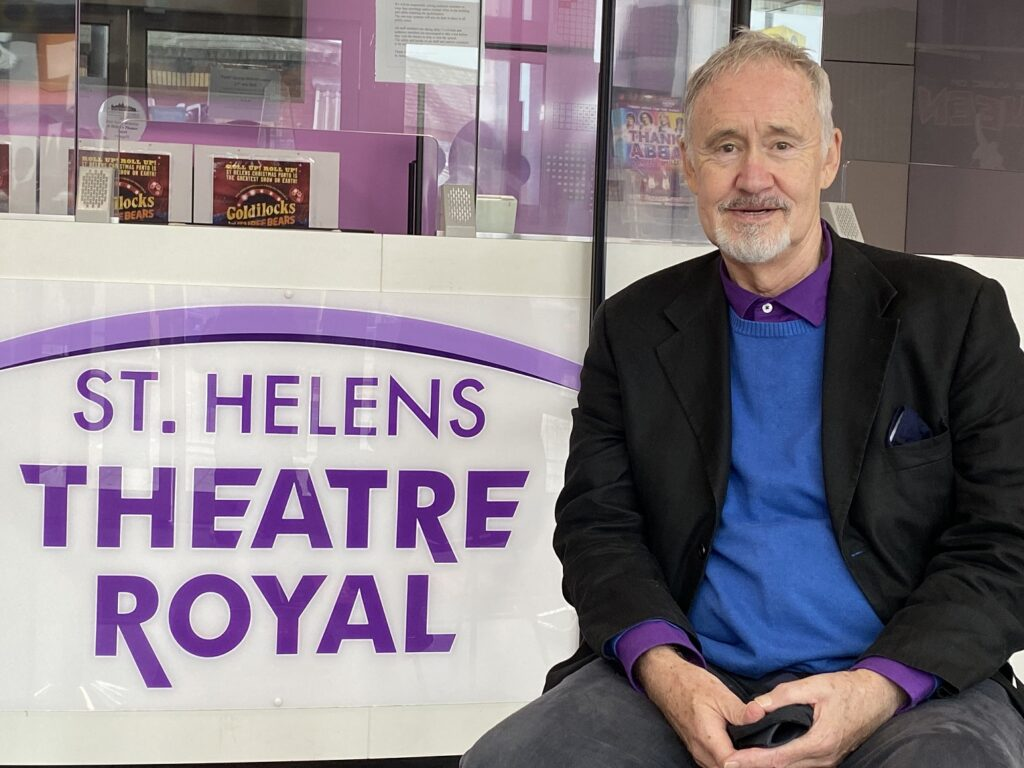 Nigel Planer, Theatre news, All Above Board, TotalNtertainment, St Helens Theatre Royal