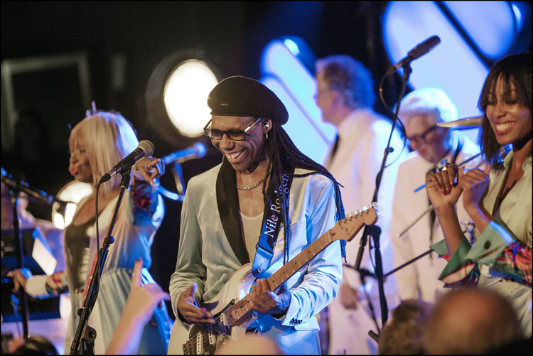 Nile Rodgers & Chic, Scarborough, Open Air Theatre, TotalNtertainment, Music