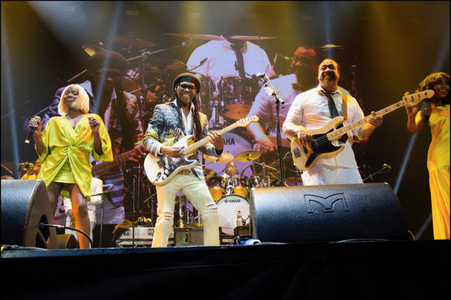 Nile Rodgers, Music, TotalNtertainment, Aintree Racecourse