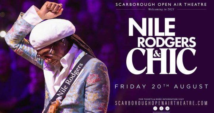 Nile Rodgers and Chic return to Scarborough