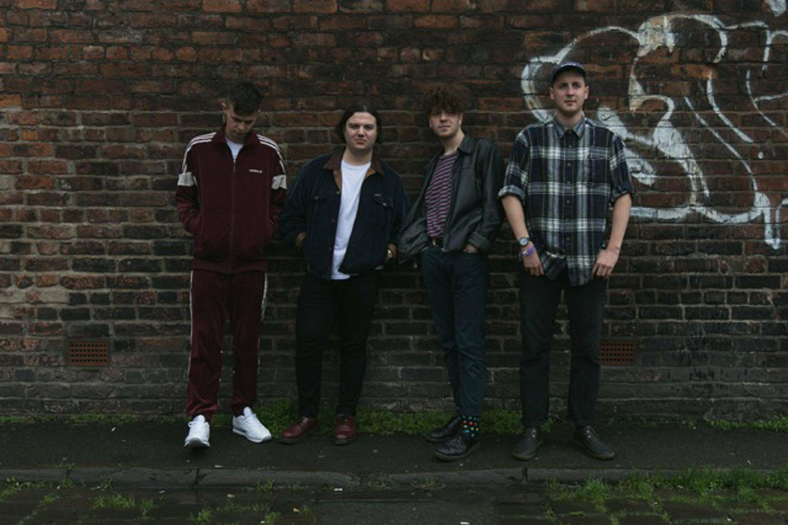 No Hot Ashes, Manchester, totalntertainment, music, New EP