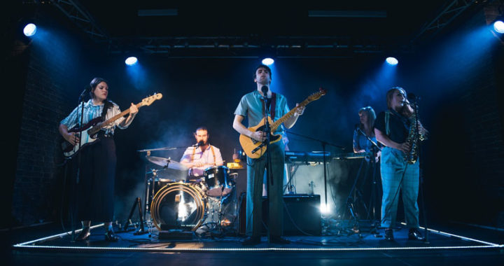 Foot-Stomping New Musical No Miracles Here on tour