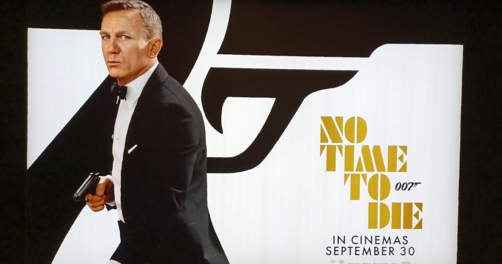 No Time To Die, Soundtrack, Music News, TotalNtertainment