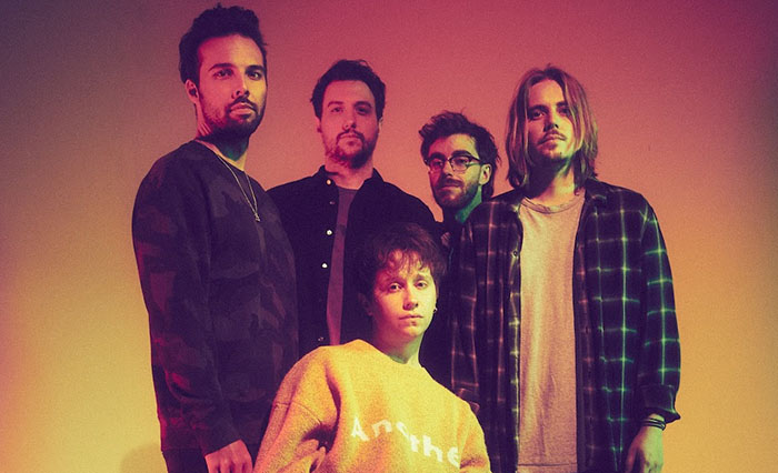 Nothing But Thieves, Moral Panic ll, Music, New EP, TotalNtertainment