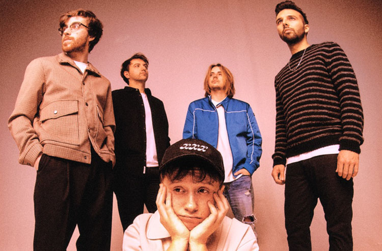 Nothing But Thieves, Music, New Single, TotalNtertainment