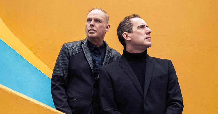 OMD, Music, Tour, New Single, TotalNtertainment, Royal Albert Hall,Orchestral Manoeuvres in the Dark