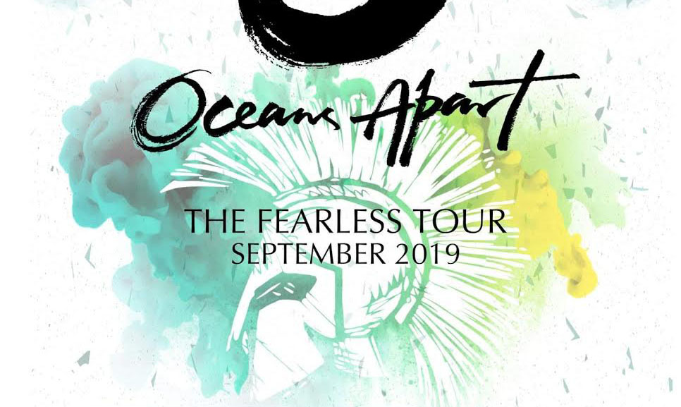 Oceans Apart, Tour, New EP, Music, Leeds, TotalNtertainment