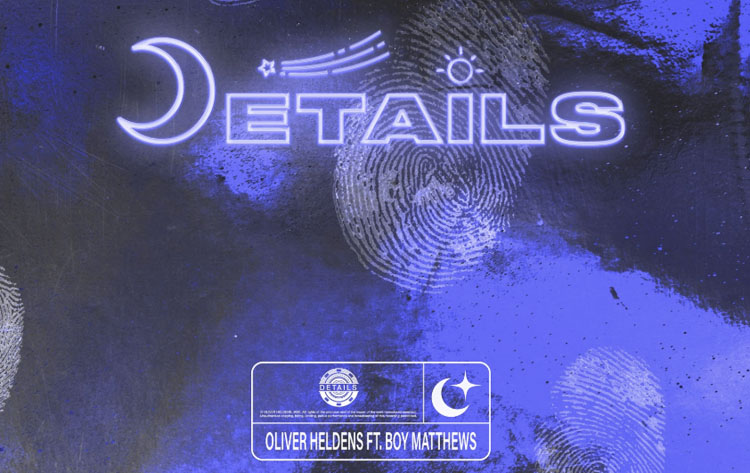 Oliver Heldens returns with new single 'Details'