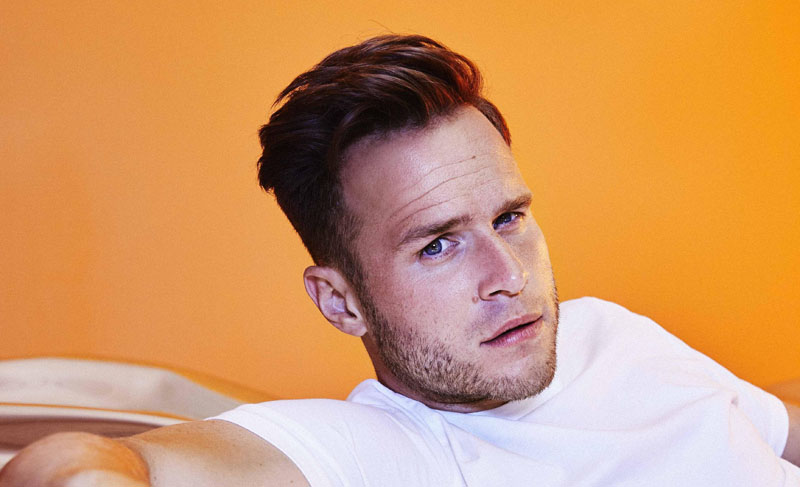 Olly Murs, Valentines Treat, Music, TotalNtertainment