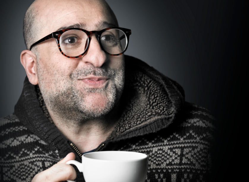 Omid Djalili, comedy, totalntertainment, stand up, tour
