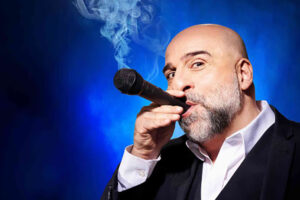 Comedian Omid Djalili Chats to TotalNtertainment