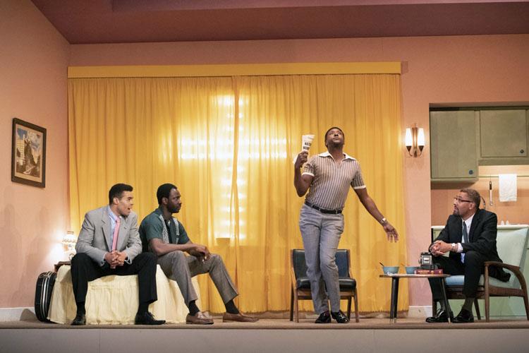 One Night in Miami, Manchester, HOME, Theatre, TotalNtertainment